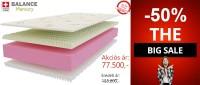 Memóriahab matrac, hideghab matrac, gerinckímélő matrac, fedőmatrac