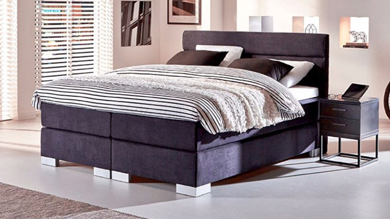 Delux Charlotte – Boxspring ágy