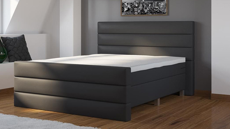 Delux Blanche – Boxspring ágy