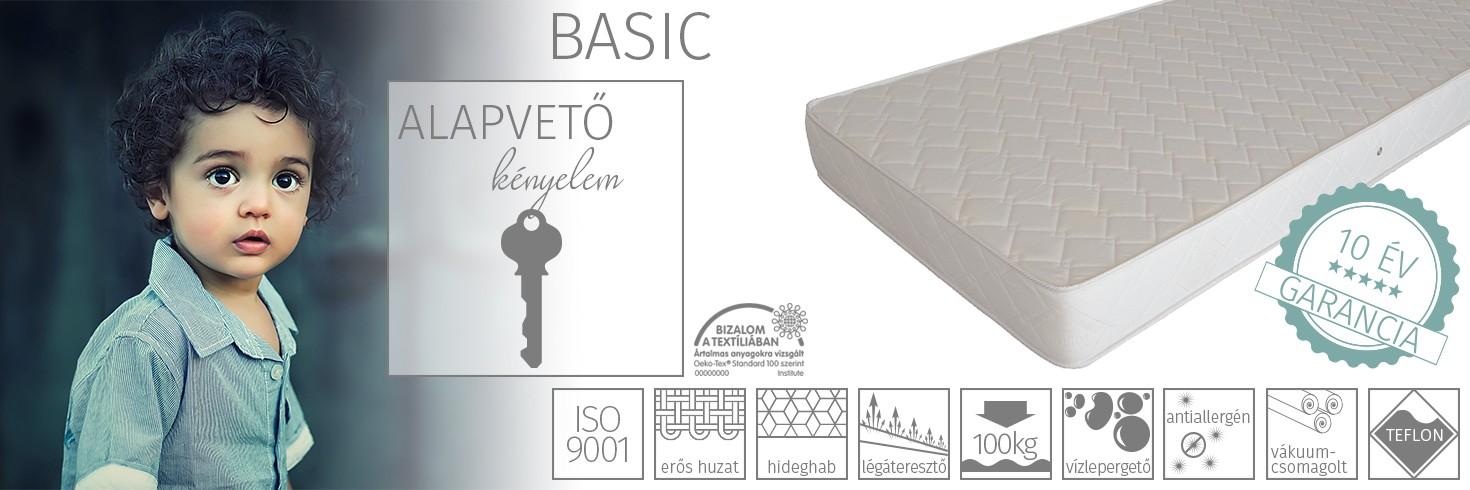 Basic matrac