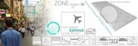 Zone Topper 3D fedőmatrac Fedőmatrac