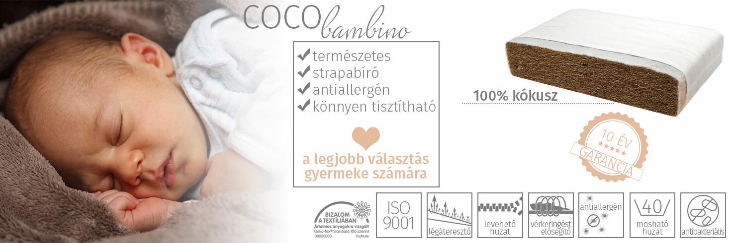 Coco bambino gyerekmatrac