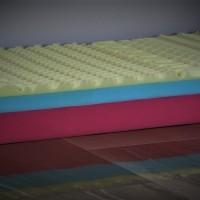 memóriahab matrac , gerinckímélő matrac  : Dynamic XXL Memory matrac