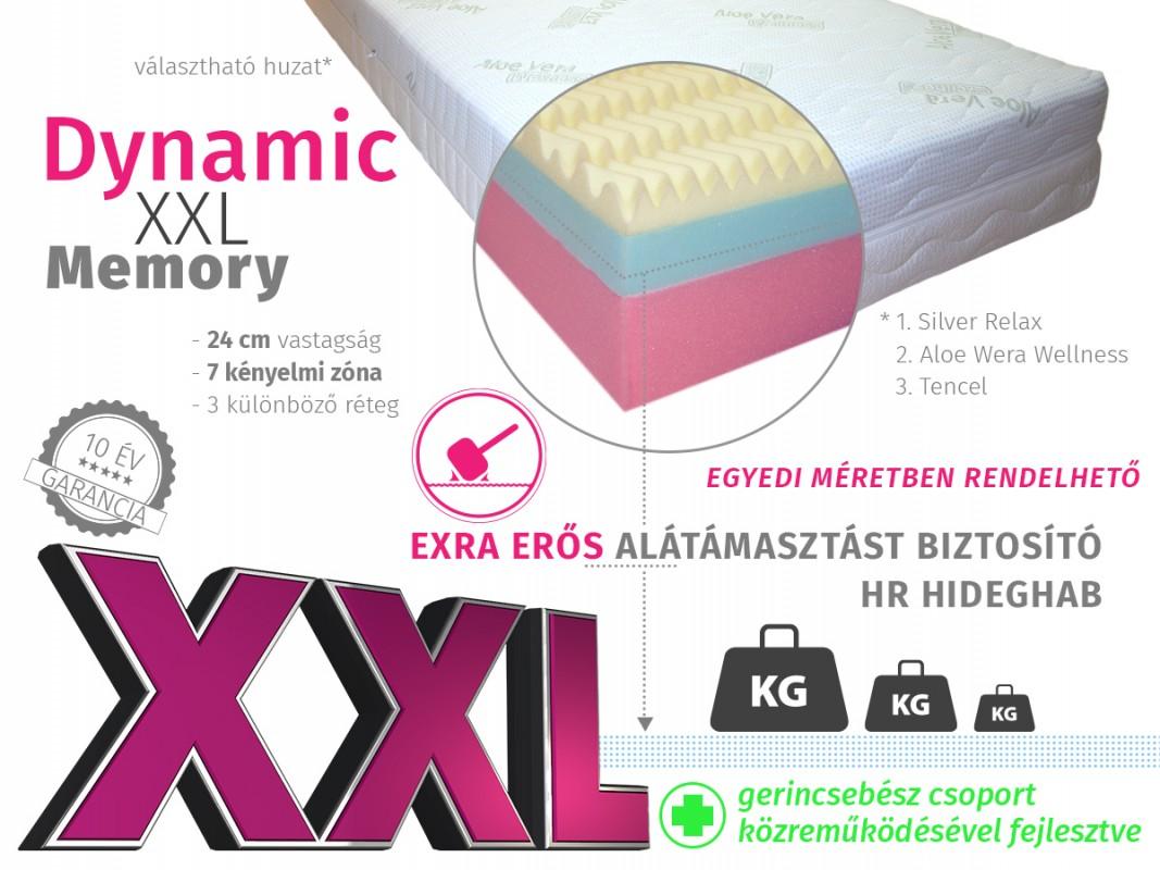 Dynamic XXL Memory matrac