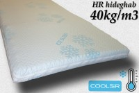 fedőmatrac  : Cooler topper - hőszabályozó fedőmatrac