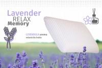 Lavender Relax Memory párna Memória párna