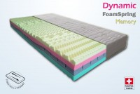 Dynamic FoamSpring Memory matrac