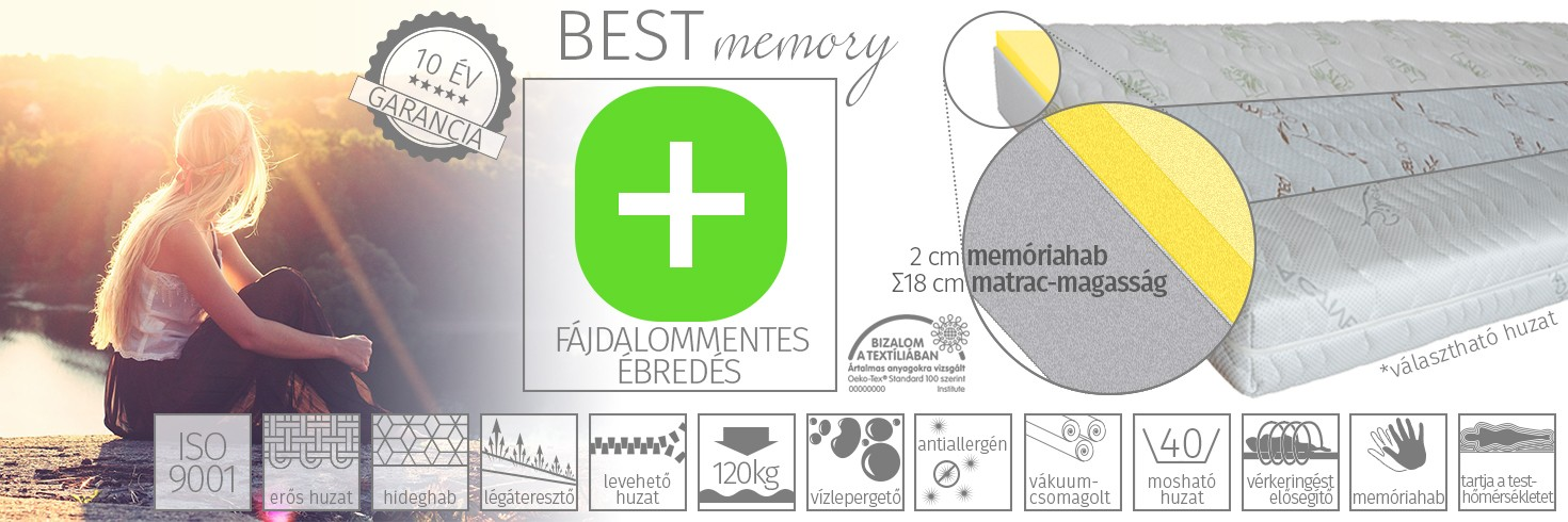 Best memory matrac